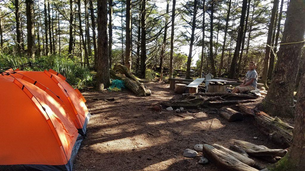 Sand Point Campsite