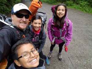 Barclay Lake Trailhead Backpacking