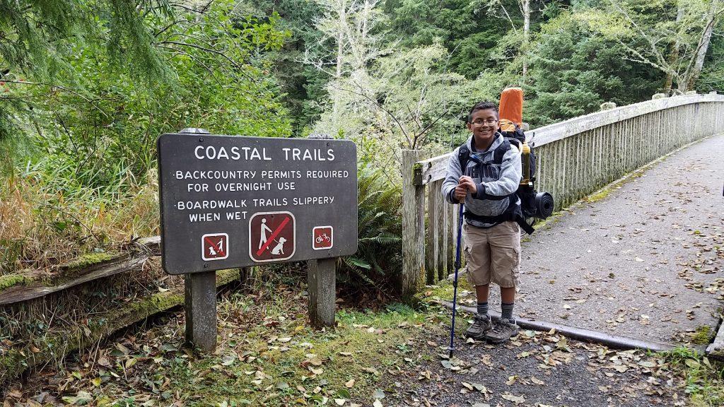 Coastal Trails, WA