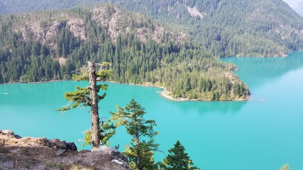 Diablo Lake Lookout